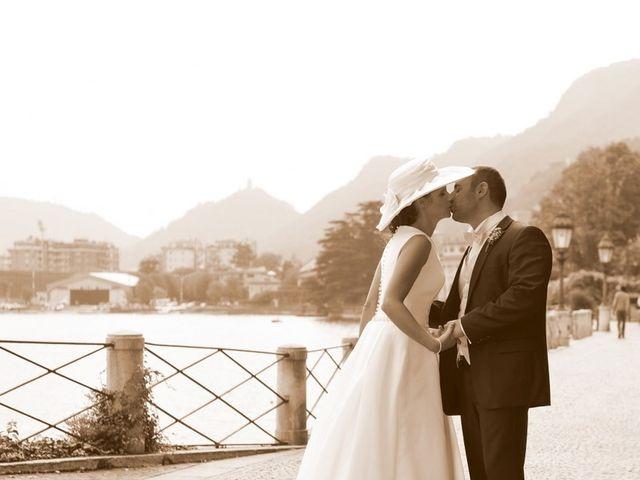 Il matrimonio di Carmine e Amelia a Fino Mornasco, Como 3