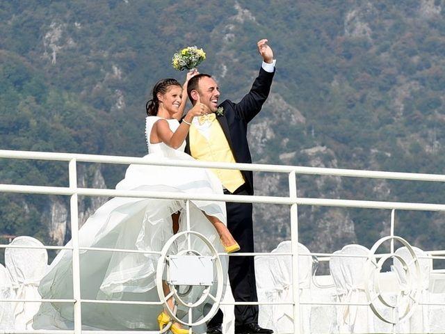 Il matrimonio di Carmine e Amelia a Fino Mornasco, Como 26