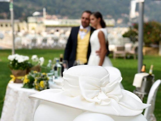Il matrimonio di Carmine e Amelia a Fino Mornasco, Como 30