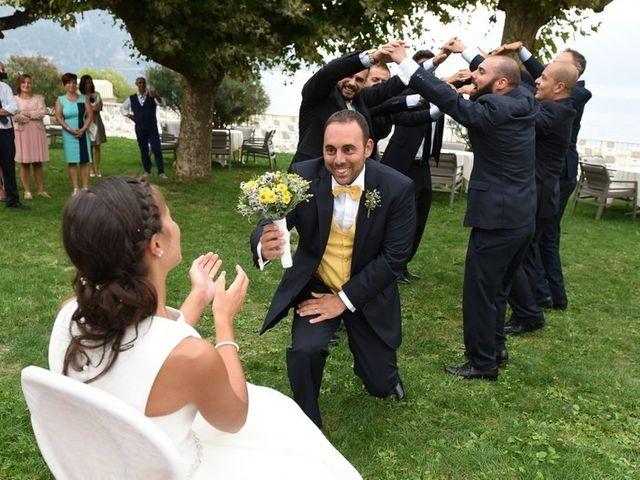 Il matrimonio di Carmine e Amelia a Fino Mornasco, Como 33