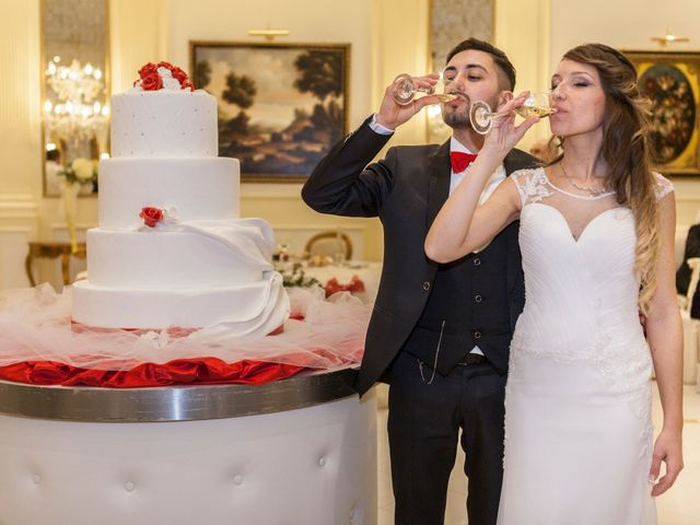 le nozze di Triscya e Raffaele