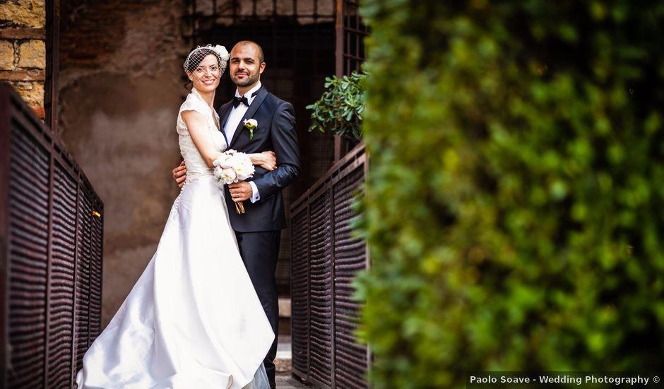 Il matrimonio di Evren e Anna a Grezzana, Verona