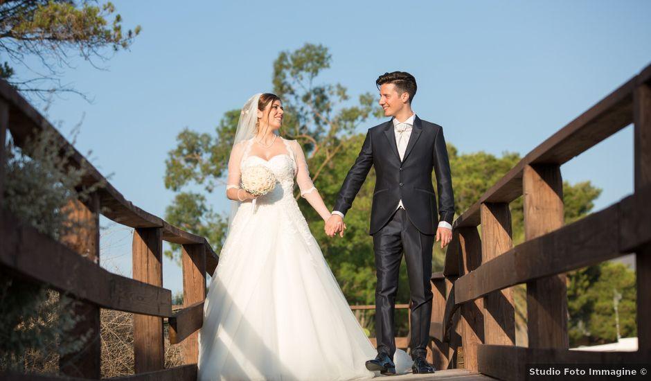 Il matrimonio di Mirko e Laura a Selargius, Cagliari