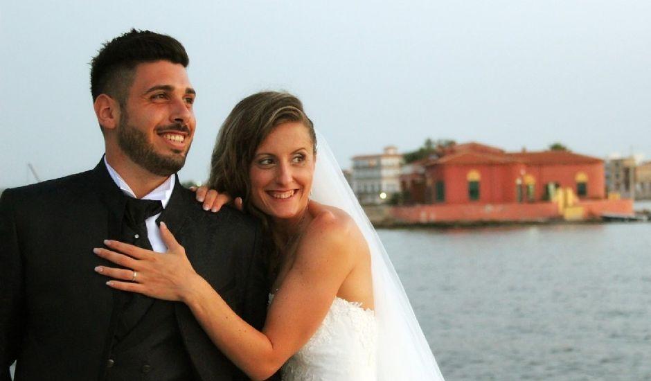 Il matrimonio di Salvatore  e Talita  a Noto, Siracusa