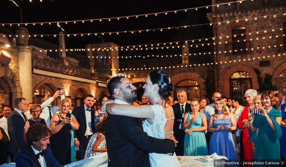 Il matrimonio di Adriano e Martina a Terme Vigliatore, Messina