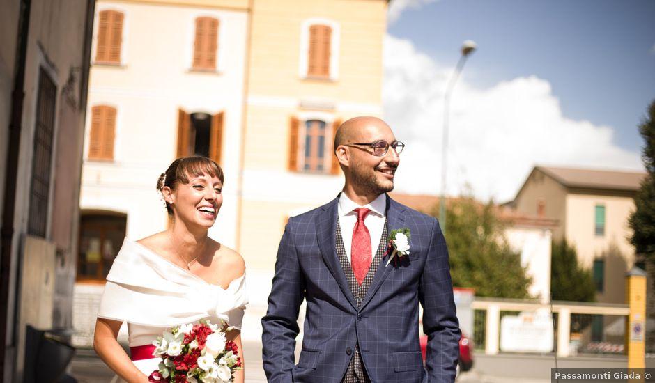 Il matrimonio di Armando e Francesca a Castelverde, Cremona