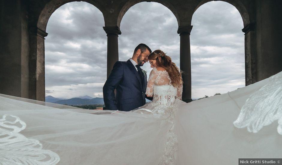 Il matrimonio di Rudy e Marina a Pradalunga, Bergamo