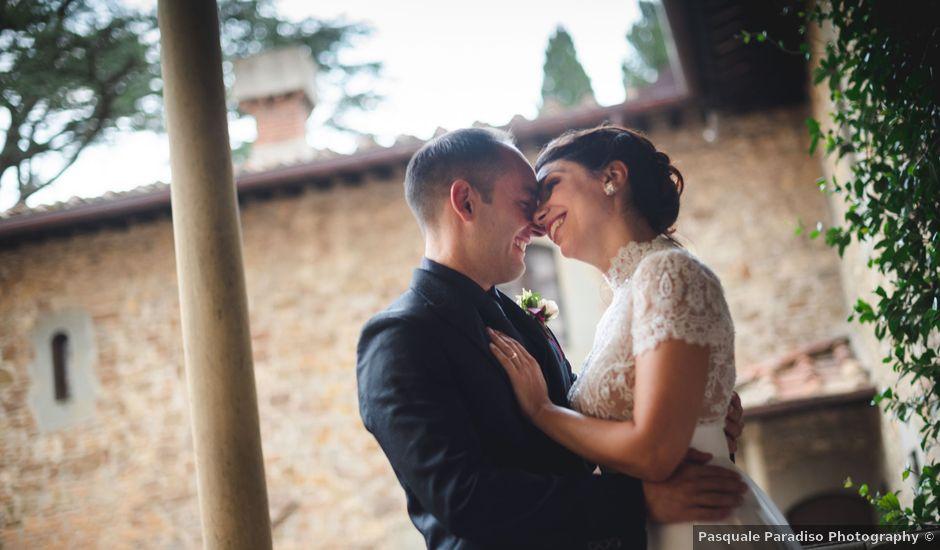 Il matrimonio di Giuseppe e Irene a Firenze, Firenze