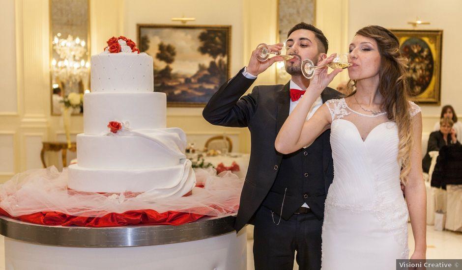 Il matrimonio di Raffaele e Triscya a Foggia, Foggia