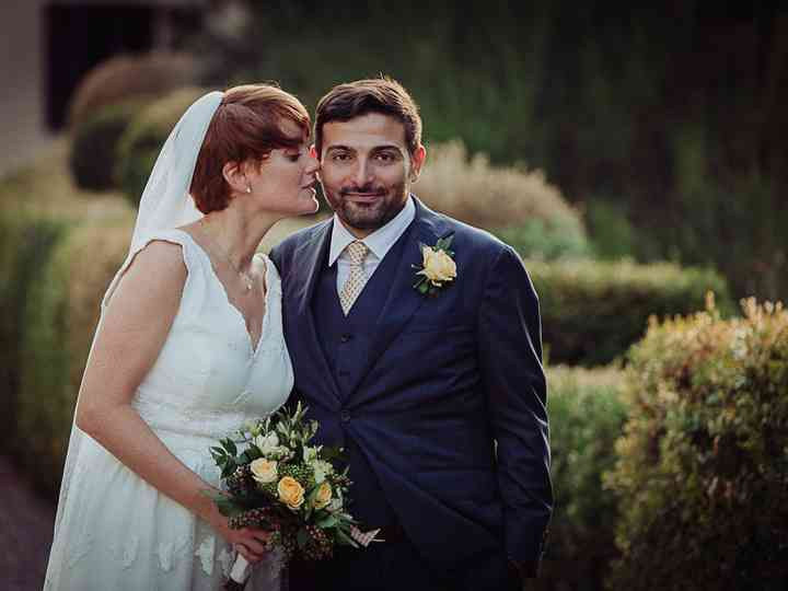 Le nozze di Beatrice e Marco