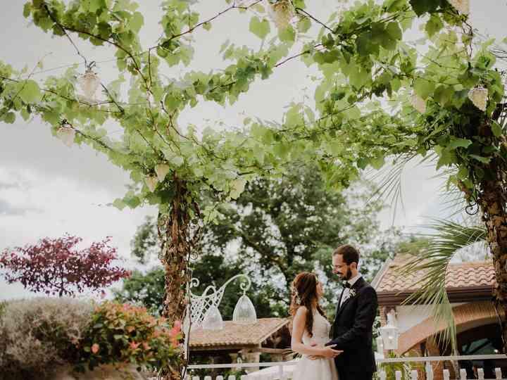 Le nozze di Sabrina e Vittorio