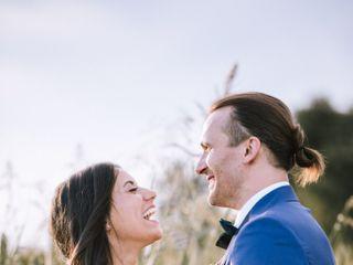 le nozze di Ilaria e Nino 1