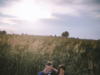 le nozze di Ilaria e Nino 2