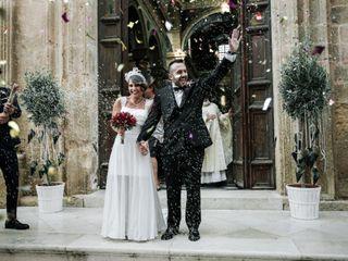 Le nozze di Deborah e Mattia