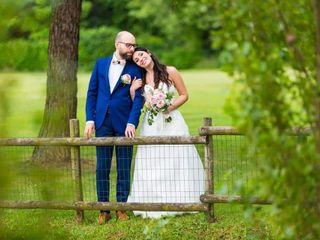 Le nozze di Elisa e Damiano