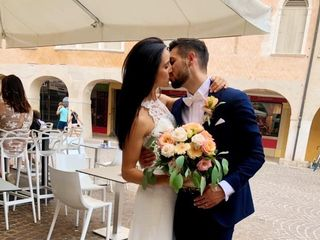 Le nozze di Elena  e Tommaso 1