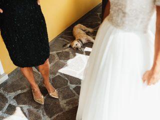 Le nozze di Angelina e Dennis 2