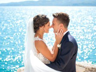 Le nozze di Ilenia e Luca
