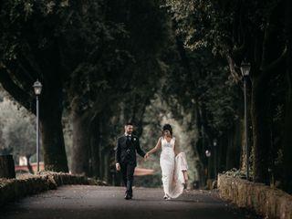 Le nozze di Gioia e Davide