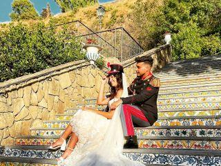 Le nozze di Denise e Ivan