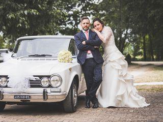 Le nozze di Paola e Joao Pedro