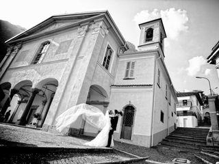 Le nozze di Veronica e Davide