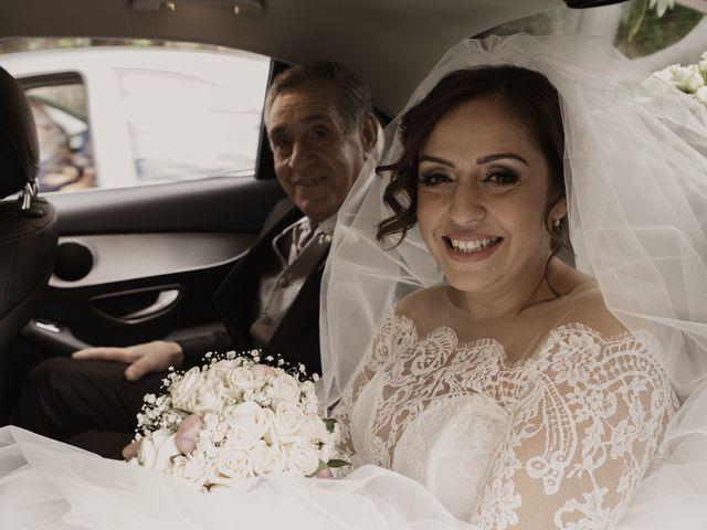 Il matrimonio di Angelo e Agata a Giarre, Catania 16