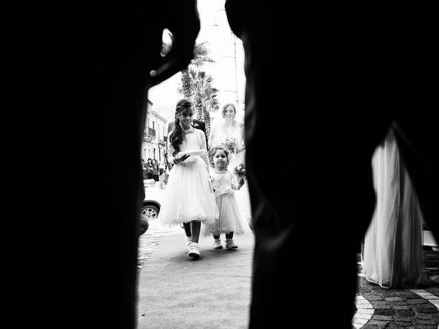 Il matrimonio di Angelo e Agata a Giarre, Catania 17