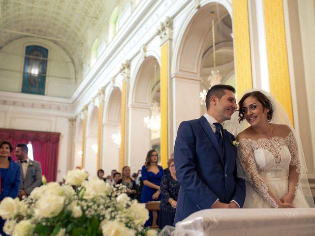 Il matrimonio di Angelo e Agata a Giarre, Catania 19