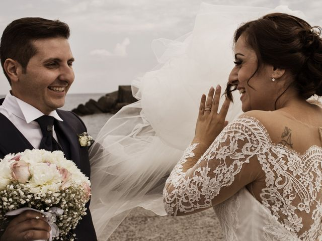 Il matrimonio di Angelo e Agata a Giarre, Catania 24