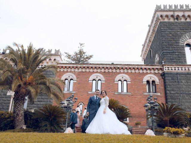 Il matrimonio di Angelo e Agata a Giarre, Catania 28