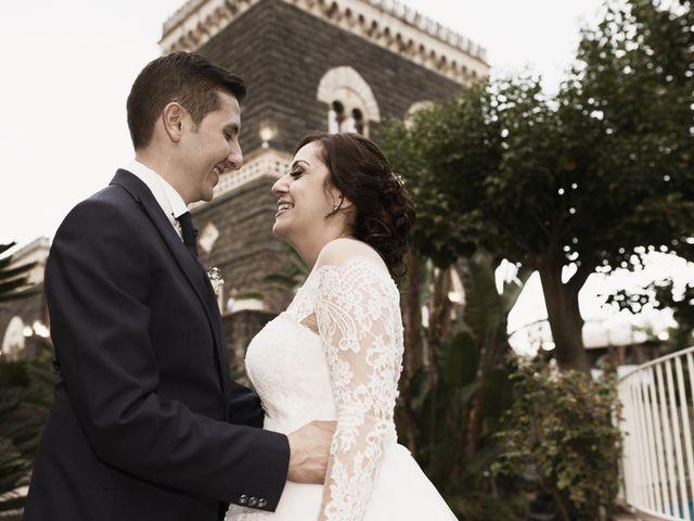 Il matrimonio di Angelo e Agata a Giarre, Catania 31