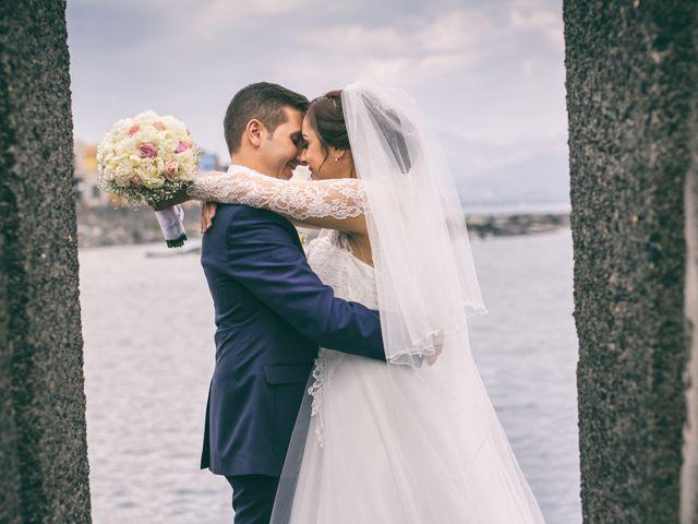 Il matrimonio di Angelo e Agata a Giarre, Catania 1