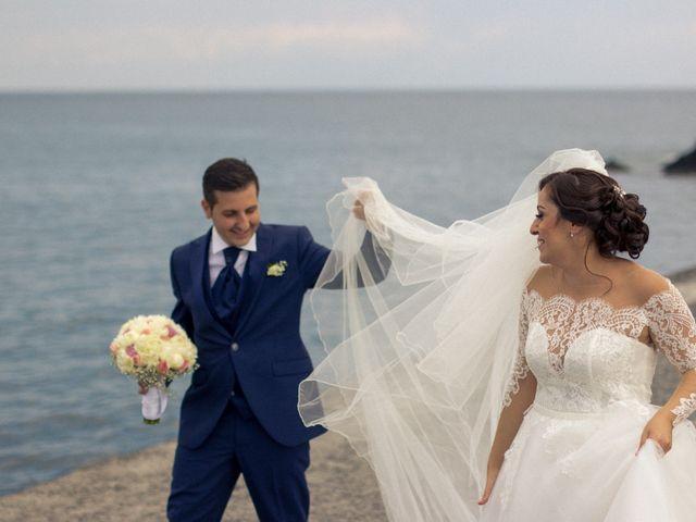 Il matrimonio di Angelo e Agata a Giarre, Catania 44