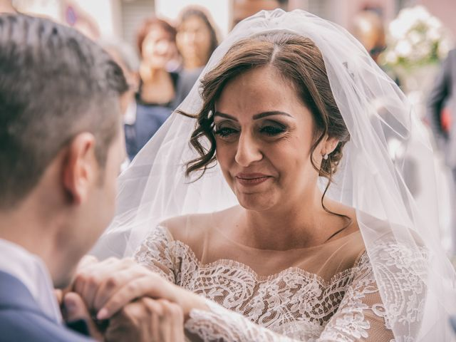 Il matrimonio di Angelo e Agata a Giarre, Catania 54