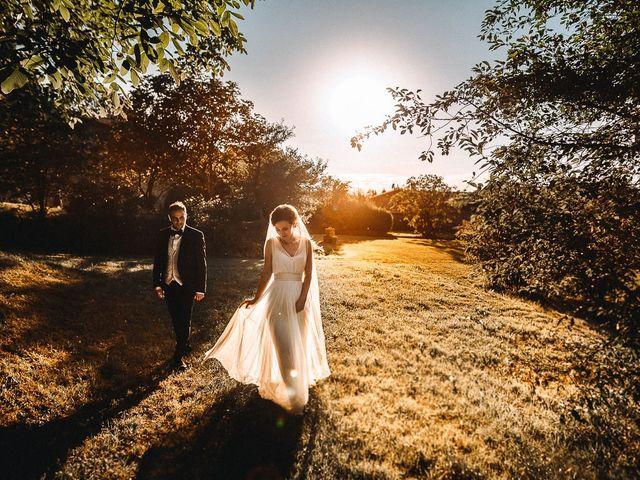 Le nozze di Andrea Silvia e Alberto
