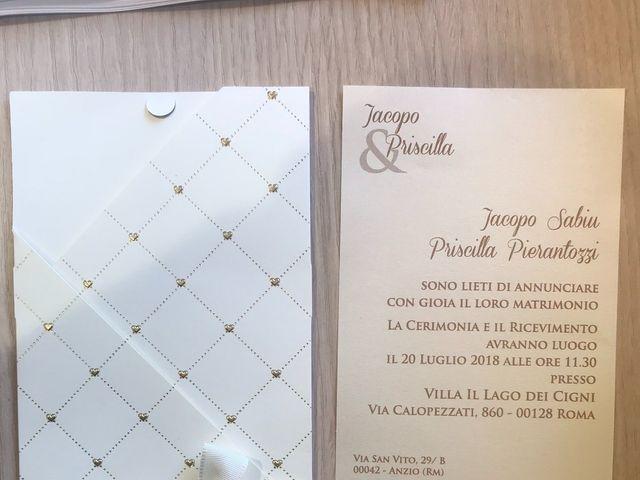 Il matrimonio di Jacopo e Priscilla a Roma, Roma 4