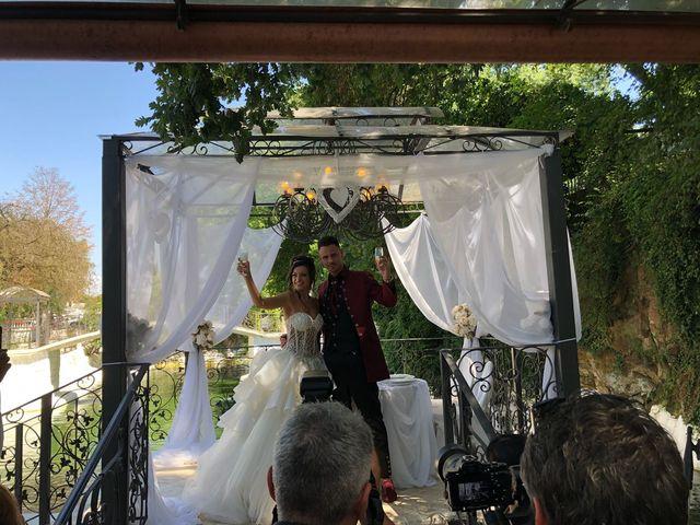 Il matrimonio di Jacopo e Priscilla a Roma, Roma 1