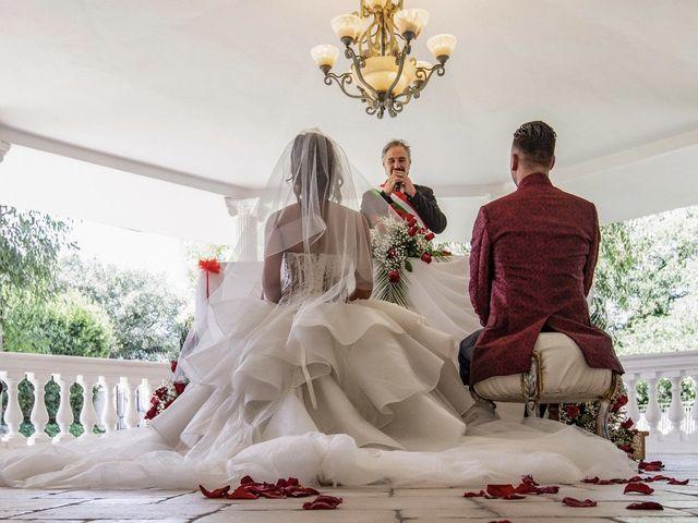 Il matrimonio di Jacopo e Priscilla a Roma, Roma 2