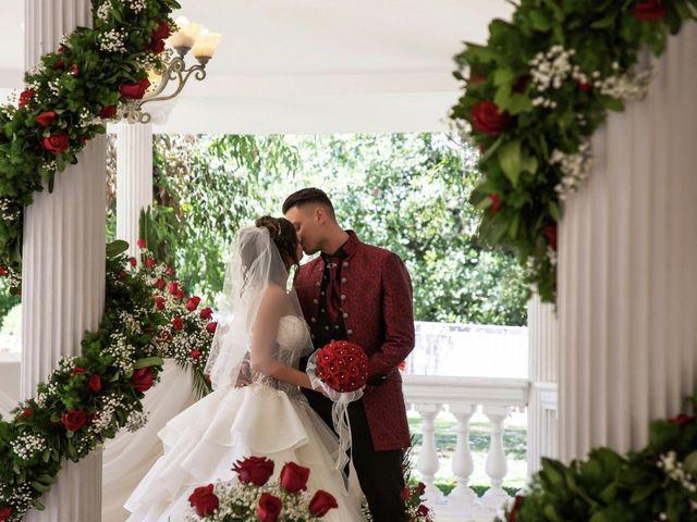 Il matrimonio di Jacopo e Priscilla a Roma, Roma 12