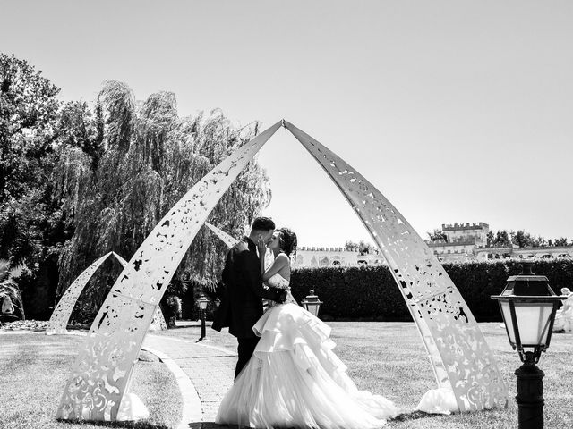 Il matrimonio di Jacopo e Priscilla a Roma, Roma 20