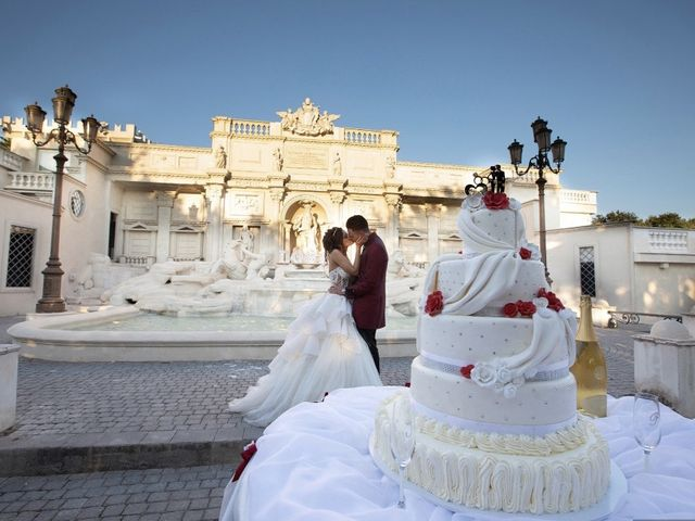 Il matrimonio di Jacopo e Priscilla a Roma, Roma 23