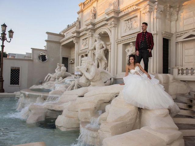 Il matrimonio di Jacopo e Priscilla a Roma, Roma 24