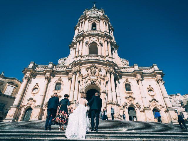 Il matrimonio di Mario e Rita a Ragusa, Ragusa 25