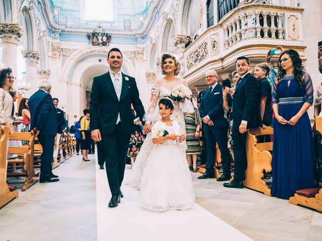 Il matrimonio di Mario e Rita a Ragusa, Ragusa 26
