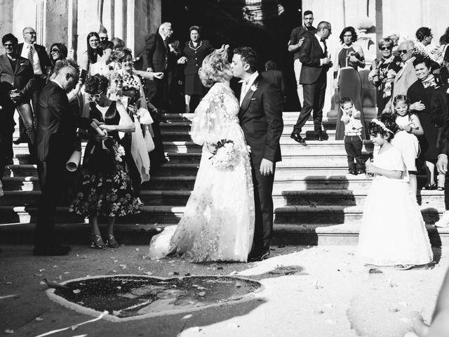 Il matrimonio di Mario e Rita a Ragusa, Ragusa 34