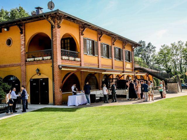 Il matrimonio di Erino e Laura a Monza, Monza e Brianza 3