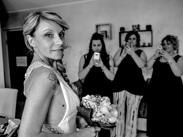 Il matrimonio di Erino e Laura a Monza, Monza e Brianza 1