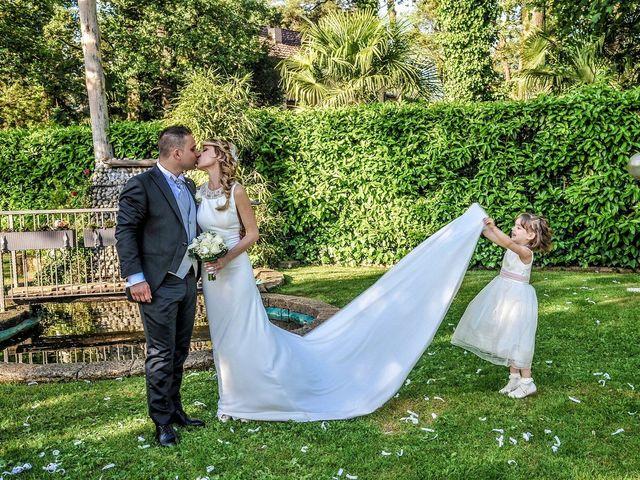 Il matrimonio di Erino e Laura a Monza, Monza e Brianza 54
