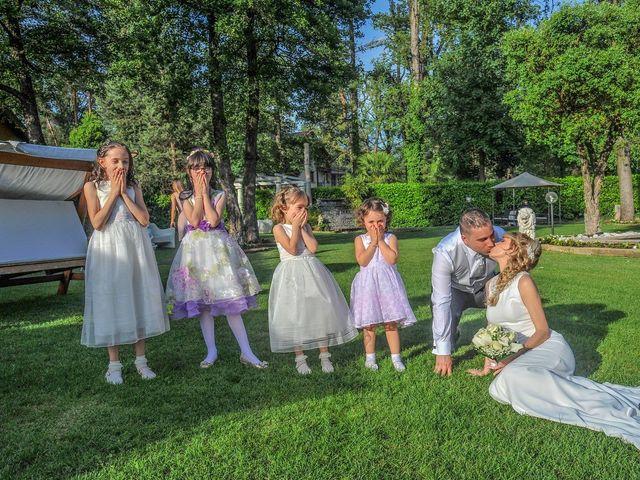 Il matrimonio di Erino e Laura a Monza, Monza e Brianza 57